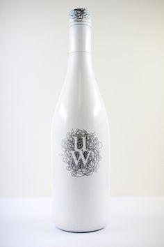 Wine Branding: Unwined by James Worton, via Behance