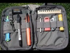 Maxpedition E.D.C. Pocket Organizer Great EDC Pouch Or Item For Preppers Or Survivalists