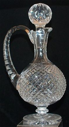 WATERFORD CRYSTAL MASTER CUTTER PRESTIGE CLARET DECANTER