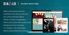 Shopping Diablo - Eye-candy Minimal Responsive WP Themeonline after you search a lot for where to buy