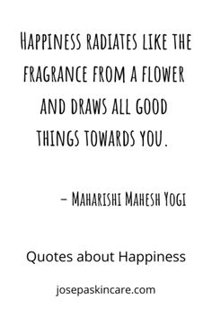 Happiness radiates like the fragrance from a flower and draws all good things towards you. Spiritual Love Quotes, Spiritual Words, Spiritual Thoughts, Spiritual Inspiration, Positive Quotes, Happy Quotes, Funny Quotes, Life Quotes, Motivation Inspiration