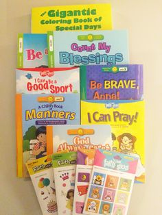 Win a Faith that Sticks and Happy Day Books prize pack worth $35!