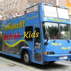 New York Bus Tour with kids, Citysights NY #MurphysDoNYC