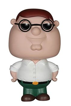 Stress Ball Family Guy Peter Doll Figure AS IS No talking