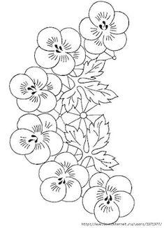 manteles bordados a mano patrones ile ilgili görsel sonucu Embroidery Transfers, Hand Embroidery Patterns, Applique Patterns, Ribbon Embroidery, Craft Patterns, Cross Stitch Embroidery, Machine Embroidery, Embroidery Designs, Mexican Embroidery