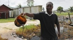 Oil giant Royal Dutch Shell agrees to a $84m (£55m) settlement with residents of the Bodo community in the Niger Delta for two major oil spills.