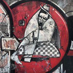 More details of the work, place and artist: http://streetartrio.com.br/artista/how-and-nosm/compartilhado-por-streetartrio-em-aug-22-2013-1619/ /  #howandnosm #streetartrio #streetphotography #buildinggraffiti #graffitiart #art #streetart #handmade #street #graff  #urban #wallart #spraypaint #aerosol #spray #wall #mural #murals #painting #arte #color #streetartistry #artist #grafiti #urbano #rue #guerillaart