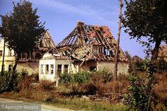 Zdjęcie numer 37 w galerii - Polskie miasta w powojennej ruinie. Unikatowe zdjęcia amerykańskiego studenta