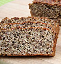 Til deg som teller karbohydrater har Helios laget dette smakfulle brødet med kun 1,64 karbohydrater pr skive (á 30 g). Saftig og godt. Det er laget med økologiske ingredienser, så dette er dobbelt sunt! Vegetarian Keto, Vegan, Biscuit Recipe, Cottage Cheese, Fodmap, Food Allergies, Pain, Lchf, Ketogenic Diet