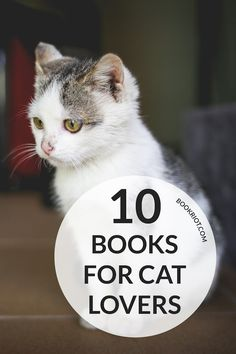 10 Books for Cat Lov