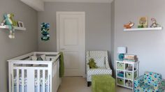 Grey in nursery?