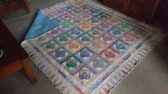 Hey, I found this really awesome Etsy listing at https://www.etsy.com/listing/483364810/queen-quiltking-quilt-toppernew