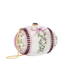 Vintage Judith Leiber Handbags and Purses - 250 For Sale at Couture Handbags, Fashion Handbags, Purses And Handbags, Crystal Egg, Fashion Beads, Beaded Purses, Judith Leiber, Vintage Bags, Evening Bags