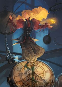 Alice Through The Looking Glass by rosy-Clockomaton.deviantart.com on @DeviantArt