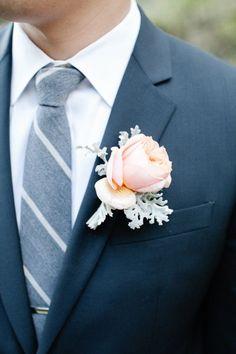 24 Ideas wedding suits men blue groom attire guys boutonnieres for 2019 Wedding Groom, Wedding Suits, Wedding Attire, Blue Wedding, Wedding Colors, Wedding Styles, Dream Wedding, Garden Wedding, Wedding Flowers