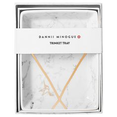 Dannii Minogue Marble Effect Trinket Tray | Target Australia