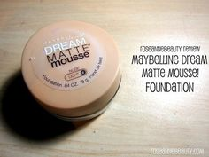 Top 5 Best Drugstore Foundations for Beauties on a Budget
