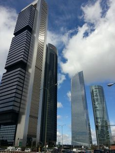 Madrid 4 Towers