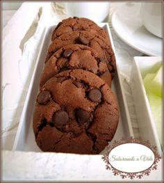 Bolachas de Chocolate com gotas de chocolate e umas coisinhas sobre o Em busca do tempo perdido, a obra prima de Marcel Proust!