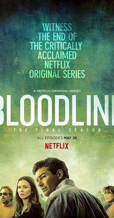 Good Netflix Tv Shows, Best Tv Shows, Movies And Tv Shows, Bloodline Tv Series, Magic Memories, Tv Series 2017, Netflix Streaming, Detective Series, Netflix Original Series