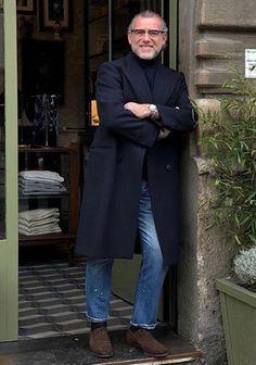 コートの着こなし・コーディネート一覧【メンズ】 | Italy Web