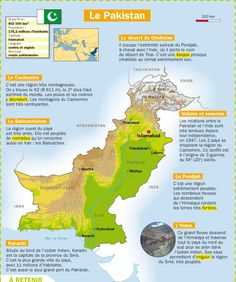 Fiche exposés : Le Pakistan