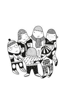 Sarah Hvass - Kids circle