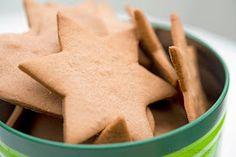 Snadder uten gluten: Tynne og sprø pepperkaker