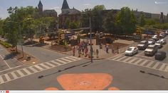 City of Auburn Webcam @ Toomer's Corner