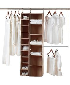 Neatfreak Closet Organization System, 3 Piece ClosetMAX - Cleaning & Organizing - For The Home - Macy's