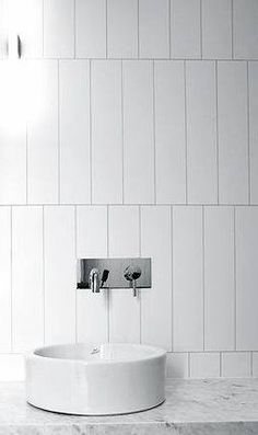 sample pic this is how all showertub wall tile should be installed more modern look regular vertically laid and staggered