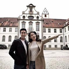 Thai Princess, Ladies Gents, Ulzzang Korean Girl, Sweet Couple, Drama Movies, Celebrity Couples, Gossip Girl, Cute Couples, Photo Editing