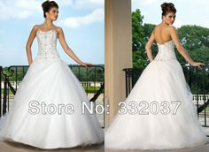 Wholesale - free shipping vintage crystal beaded lace A-line wedding dress 2013 new arrivals