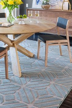 On-trend style is affordable with the new line of area rugs from designer Jeff Lewis. Each carpet is available in multiple colors and sizes, so you're sure to get just the right rug for your space. (They coordinate beautifully with Jeff Lewis Color paint for an easy and affordable room makeover.) Shop these rugs exclusively at The Home Depot.