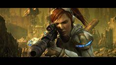 Starcraft 2 - Kerrigan