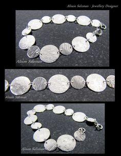 Bangles & Bracelets - Alison Salzman - Jewellery Designer