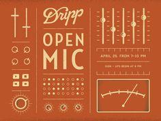 Dripp Open Mic