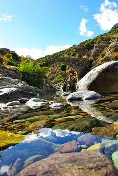 Asco, Corse  Photo prise par Thibaut Mallecourt