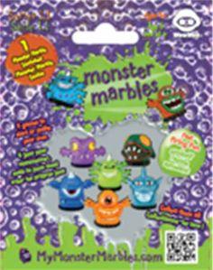 Monster Marbles Blind Foil Pack. Brand new.  SELL PRICE: $2.