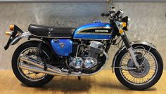 Motorrad Oldtimer Honda CB 750 K6