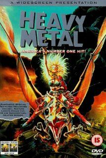 Heavy Metal (1981) - great soundtrack, as well.