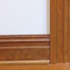 FLOOR MOLDING | Home / Wood / Molding / Accent Moldings / Grisham Base Molding Decor, Furniture, Ranch House, Molding, Home Decor, Flooring, Floor Molding, Rockler Woodworking, Mirror