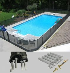 31 Best Diy Pool Fence Images Garden Fencing Garden Fences Gardens