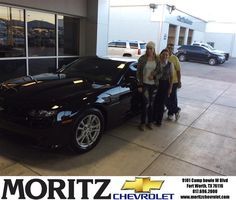 I had a wonderful time at Moritz with Augustine Moralez he is so good at making people feel welcome and he took all the time I need to make sure I got in the right Camaro. This is my first car so I'm so glad that it was Augustine that help me make the best choice. And I will definitely be coming back for my next car. - Sandra Umanzor, Friday, November 28, 2014 http://www.moritzchevrolet.com/?utm_source=Flickr&utm_medium=DMaxxPhoto&utm_campaign=DeliveryMaxx