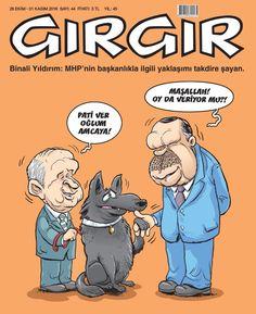 """(58) """"Gırgır Dergisi"""" - Twitter Araması"""