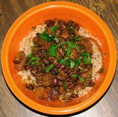Shel's Kitchen: Crock Pot Pork and Black Bean Mole