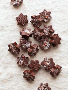 Payard's Chocolate Stars