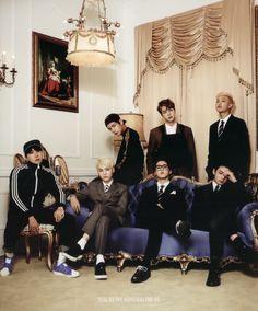 BTS ~ 방탄소년단 ♥️