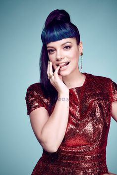 Lily Allen is coming to Plymouth Pavilions this November!