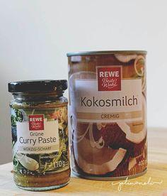 Jolimanoli: Grünes Curry-Rezept. Einfach, lecker, gesund!
